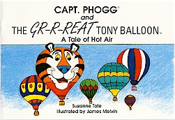 Capt. Phogg and the GR-R-Reat Tony Balloon